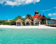 Au Sandals Royal Caribbean