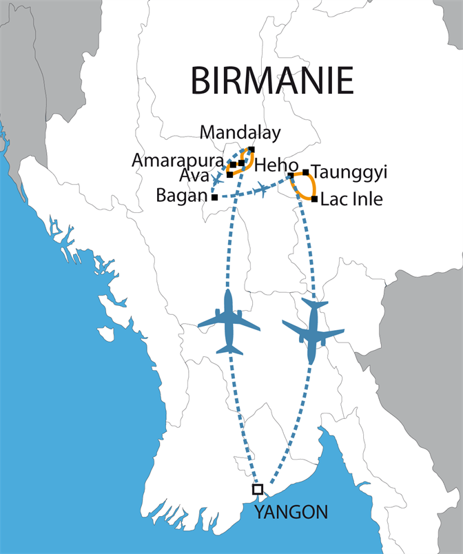 circuit guide privé birmanie myanmar