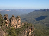 blue mountains en australie
