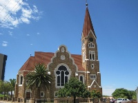 cathedrale de windhoek