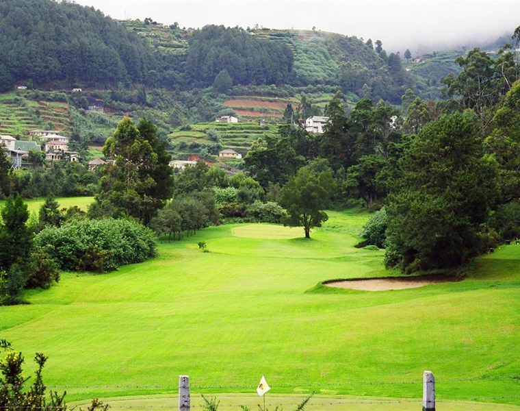 Golf Club Nuwara Eliya