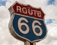 Sur la Route 66 - De Chicago à L.A.