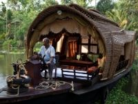 Houseboat Backwaters Kerala inde du sud