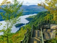 Parc National du Mont Tremblant road trip canada