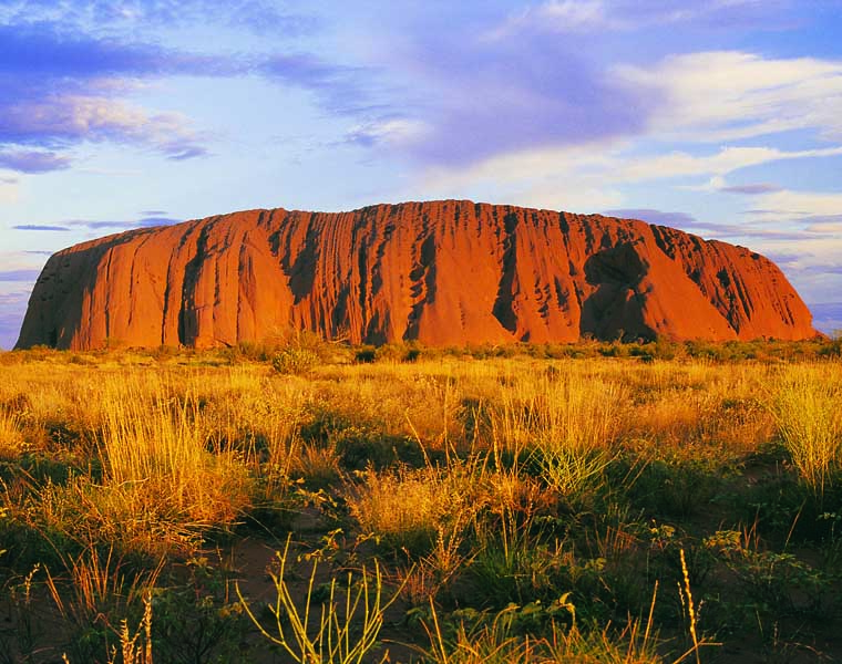 Rocher Ulruru Ayers Rock