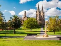 adelaide cathedrale voyage insolite australie