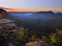 australie aout blue mountains