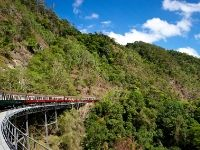 australie aout cairns kuranda train