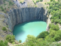 big hole kimberly namibie