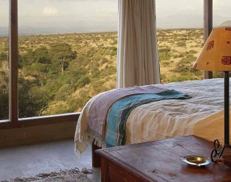 Chambre du Lewa Wilderness