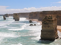 douze apotres sur la great ocean road