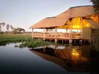 eco lodge moremi
