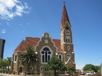 église de windhoek