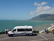 great ocean road en camping car