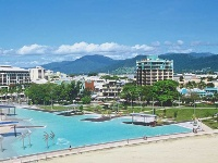 panorama de cairns au queensland