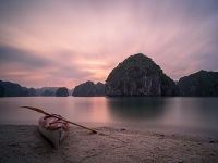 paysage baie halong