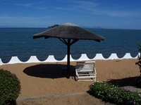 Rives du lac Malawi