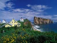 rocher percé quebec