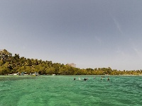 snorkeling à havelock island
