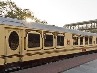 Palace on Wheels : Train Luxe en Inde