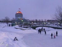 visite montreal hiver