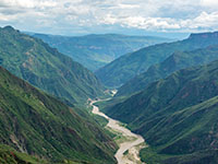 voyage Colombie 3 semaines canyon Chicamocha j11