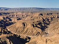 voyage au fish river canyon