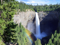 Voyage Les Rocheuses Canadiennes Wells Gray