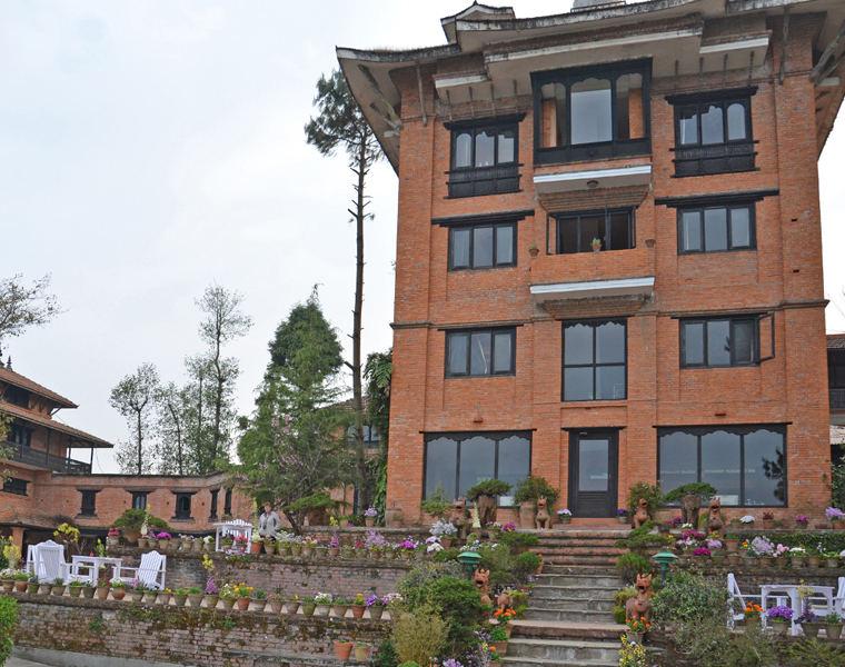 Fort Resort de Nagarkot